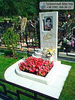 Памятник из мрамора № 1