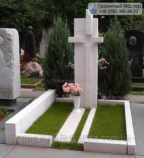 Пам'ятник з мармуру № 2
