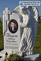 Памятник из мрамора № 4