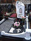 Памятник из мрамора № 5, фото 3