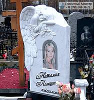 Памятник из мрамора № 5
