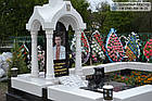 Памятник из мрамора № 9, фото 7