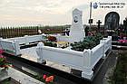 Памятник из мрамора № 8, фото 9