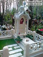Памятник из мрамора № 7