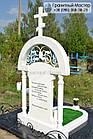 Памятник из мрамора № 13, фото 7