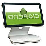 "POS-моноблок сенсорный пос терминал Android Piano 15,6"", фото 4"