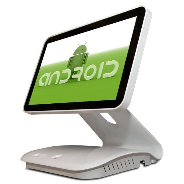"POS-моноблок сенсорный пос терминал Android Piano 15,6"""