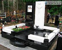 Памятник из мрамора № 15