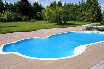 Солярная пленка для внутренних бассейнов