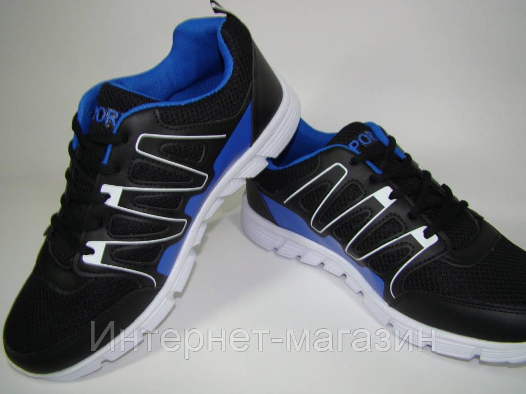 Легкие комфортные кроссовки Z&Y 63-2 (40, 44р) код 3065