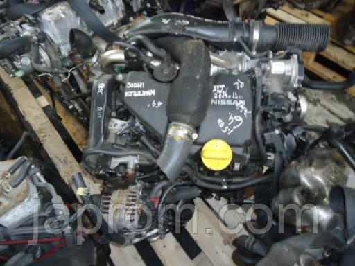Мотор (Двигатель) Nissan Qashqai 1.5 DCI K9K430 2012r