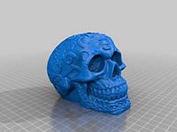 3D- модель Хрустальный череп