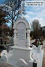 Памятник из мрамора № 19, фото 8