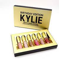 Блеск Kylie Birthday Edition Жидкая Помада Блеск