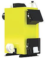 Котел на твердом топливе с автоматикой и вентилятором Kronas (Кронас) Еко 16