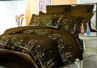 Комплект постельного белья двуспального 180х220 см полиэстер TM KRISPOL