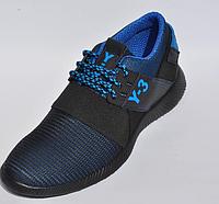 Мужские кроссовки Vitex N 10707 синий  сетка