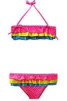 Детский раздельный купальник для девочки