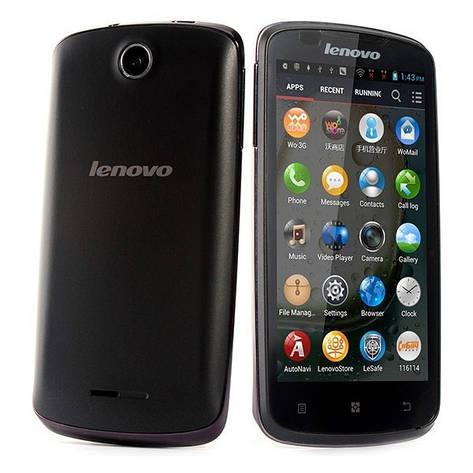 Cмартфон ORIGINAL Lenovo A630T Dual Core Android 4.0 (Black), фото 2