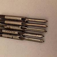 Метчик м3/0.5 через шаг р6м5 ссср