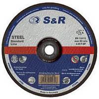 Круг зачистной по металлу S&R Supreme типа A 30 R 230