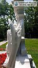 Пам'ятник з мармуру № 24, фото 3