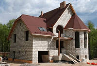 """Строительство домов, коттеджей. Комплекс строительных работ - Пакет """"Коробка"""""""