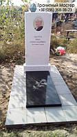 Памятник из мрамора № 29