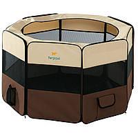Ferplast Holiday Park Бокс для щенков и мелких собак из нейлона 118*61см