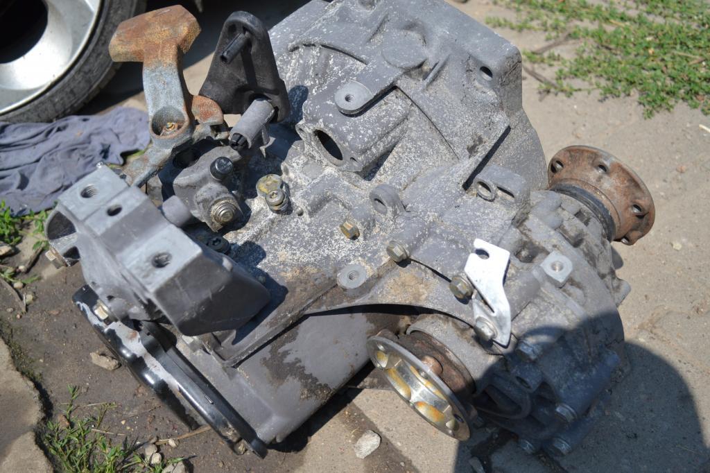 КПП/Коробка передач VW CADDY 1.9TDI JCR