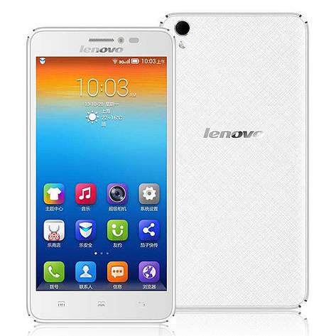 Смартфон Lenovo S850 (1Gb+16Gb) MTK 6582 Quad Core Android 4.4 (White), фото 2