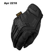 Тактичні рукавички Mechanix (Механикс) BLACK