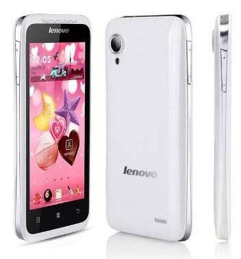Смартфон Lenovo LePhone S720 MTK 6577 Android 4.0 (White), фото 2