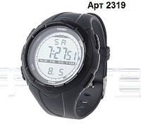 Тактические светодиодные часы  Skmei 1025 черные