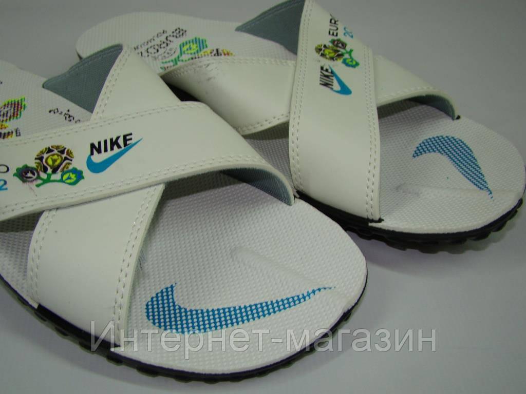 Шлепанцы мужские Nike (40р) код 7039