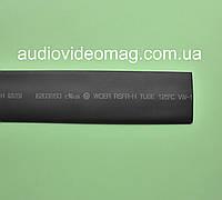 Термоусадочная трубка (2:1) - 25.0/12.5 мм, 1 метр, черная