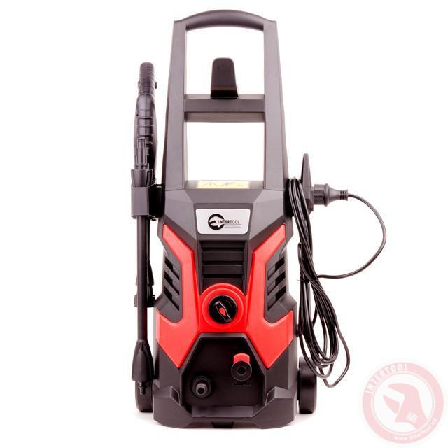 Очищувач високого тиску 1700Вт, 5.5 л/хв, 90-135 бар