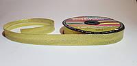 Косая бейка люрекс 2 см - цвет золото