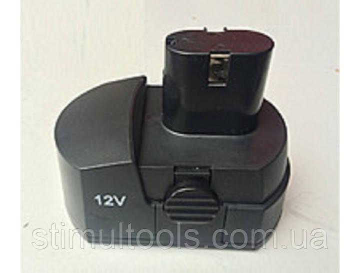 Аккумулятор для шуруповерта 12V Ni-Cd (горбатый)