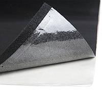 Карпет Самоклеющийся для Авто ШУМОФФ SPECIFIC черный 1,0х1,0 м Ковролин Автоковролин Обшивки Салона Потолка, фото 1