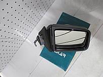 Зеркало заднего вида наружное правое ALKAR 6102423 механическая регулировка ,выпуклое OPEL KADETT