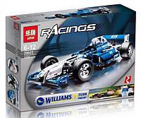 Конструктор Lepin 20022 Racings Williams F1 Racer (аналог Lego Racers 8461)