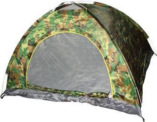 Трехместная туристическая  палатка автомат Zelart SY-A-35-HG