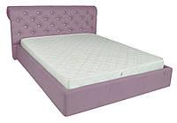Кровать Лондон Fibril 24 со стразами (Richman ТМ)