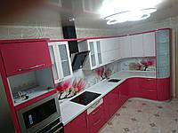 """Угловая кухня """"Орхидеи"""", фото 1"""