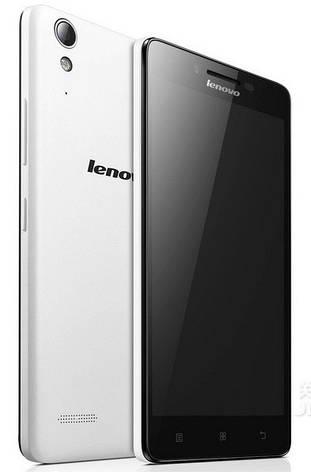 Смартфон Lenovo Lemo K3W 3G (1Gb+16Gb)Qualcomm MSM8916 Quad Core Android 4.4 (White), фото 2