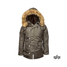 Куртка аляска n-3b Replica Grey