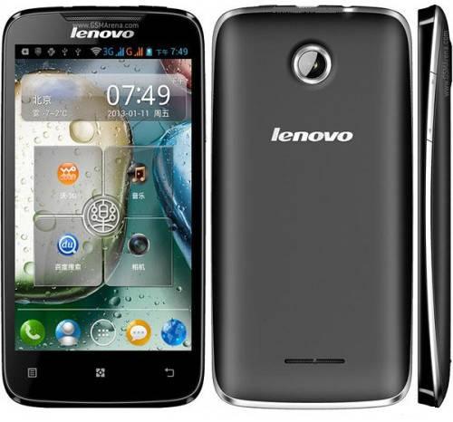 Смартфон ORIGINAL Lenovo A390T MTK6577 Dual Core Android 4.0 (Black), фото 2