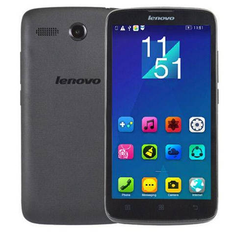 Смартфон ORIGINAL Lenovo A399 (0.5Gb+4Gb)MT6582M Quad Core Android 4.4 (Black), фото 2