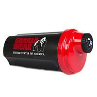 Шейкер Gorilla Wear Shaker - Black/Red 9911490000